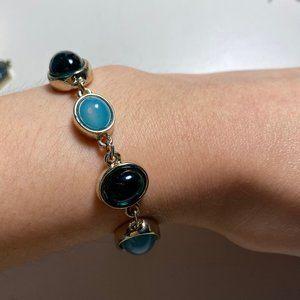 The Limited Blue Crystal Medley Bracelet